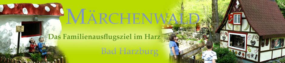 Märchenwald Bad Harzburg, Nordhäuser Straße 1A, 38667 Bad Harzburg